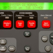 Stock Photo: Alarm Panel