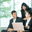 Indian Business colleagues. — Stock Photo