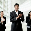 Happy Indian Business team. - Stock Photo