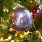 Christmas bauble — Stock Photo #12003699