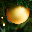 Christmas bauble — Stock Photo #12003713