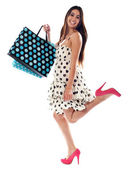 Its shopping time — Stock Photo