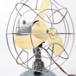 Retro fan — Stock Photo