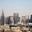 Royalty-Free Stock Photo: Tokyo skyline on a sunny day