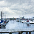 Harbor in Helsinki — Stock Photo #11237326