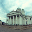 Dome church of Helsinki — Stock Photo #11237348