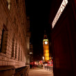 Big Ben and Red Phone Booth — Stock Photo #10969014