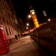 Big Ben and Red Phone Booth — Stock Photo #10969052