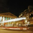Night View near Bank Station — Stock Photo #10970188
