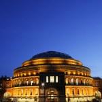 Постер, плакат: Royal Albert Hall at Night