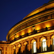 Stock Photo: Royal Albert Hall at Night