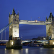 Tower Bridge at dusk — Stock Photo #10974207