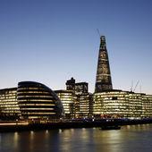 London Cityscape, Tower Hemlets — Stock Photo