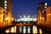 O2 Arena - Millenium Dome — Stock Photo
