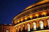Royal Albert Hall at Night — Stock Photo