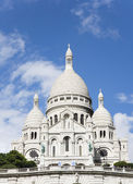 The Basilica of the Sacred Heart of Paris — Stock Photo