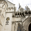Royalty-Free Stock Photo: Royal Courts of Justice