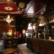 Inside view of a english pub — Stock Photo #11053560