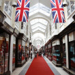 Burlington Arcade, London — Stock Photo #11069224