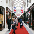 Burlington Arcade, London — Stock Photo