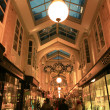 Burlington Arcade, London — Stock Photo #11069811