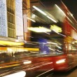 Motion Blur of London Bus — Stock Photo #11258646