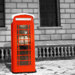 London Telephone Booth — Stock Photo #11301636