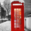London Telephone Booth — Stock Photo #11301647