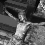 Jesus on the cross — Stock Photo #11302562