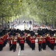2012, Beating Retreat — Stock Photo