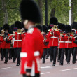 2012, Trooping the color — Stock Photo #11507031