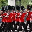 2012, Trooping the color — Stock Photo #11507095