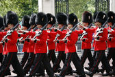 2012, Trooping the color — Foto Stock
