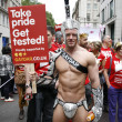 2012, London Pride, Worldpride — 图库照片