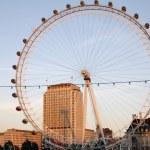 London Eye, Millennium Wheel — Stock Photo #11577769