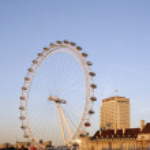 London Eye, Millennium Wheel — Stock Photo #11577790