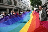 2012, London Pride, Worldpride — Stock Photo