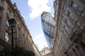 30 St Mary Axe, Gherkin — Stock Photo