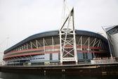 Cardiff Millennium Stadium — Stock Photo