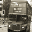 London Route Master Bus — Stock Photo #11586644