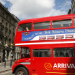 London Route Master Bus — Stock Photo #11586943