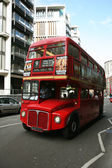 London Route Master Bus — Stock Photo