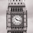 Big Ben seen from South Bank — Stock Photo #11607980