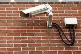 CCTV, security camera — Stock Photo