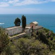 Stock Photo: Mediterranean coast - Cinque Terre church