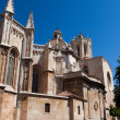 Tarragona cathedral in Spain — Stock Photo