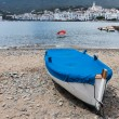 Royalty-Free Stock Photo: Boats in Cadaques, Spain