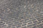 Stone paved avenue street road — ストック写真