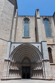 La Catedral de Girona, Spain — Stock Photo