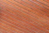 Wooden door diagonal background — Stock Photo